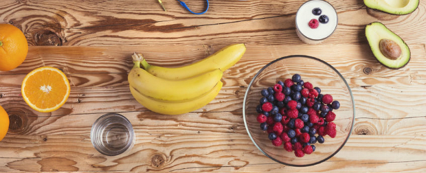 Healthy foods to fuel young athletes.