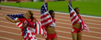 Female Olympic Track and Field Gold Medalists