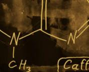 Caffeine diagram